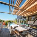 DL Terrace, Martine Brisson: vivere l'estate all'aperto.