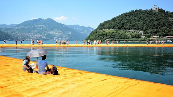 Webcreativity o il successo dei Floating Piers
