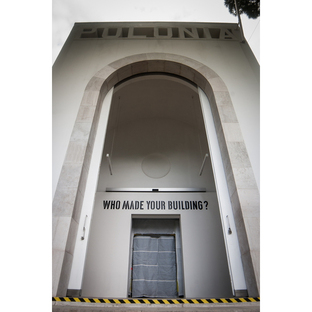 Biennale di Venezia 2016. Fair Building, padiglione Polonia.