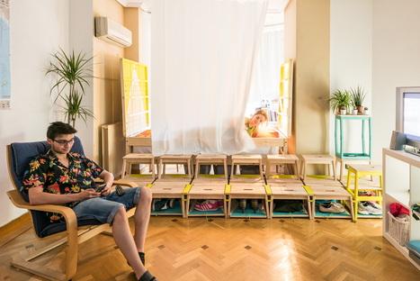 HOME BACK HOME, Ana Mombiedro ed ENORME Studio