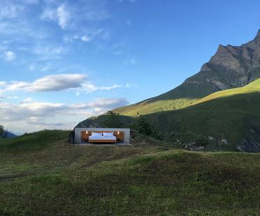 Dormire in montagna con Null-Stern-Hotel