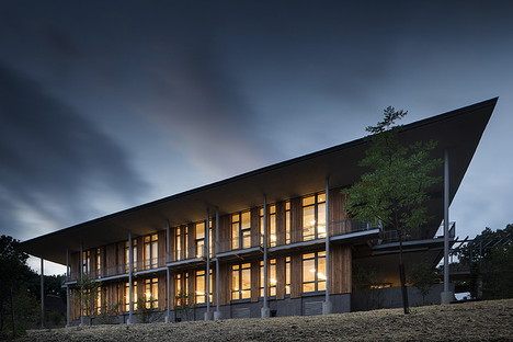 Bohlin Cywinski Jackson per The Frick Environmental Center (FEC)