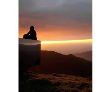 Poesia e paesaggio: El Portal Invisible