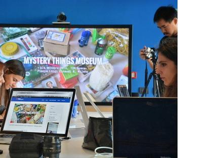Mystery Things Museum, un museo generato dalla community