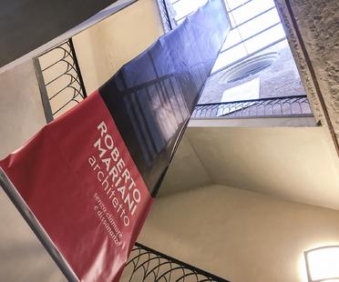 Mostra Roberto Mariani Architetto a Pisa
