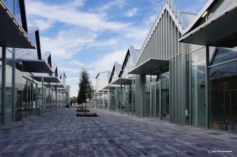 Apre Scalo Milano, progetto di Metrogramma