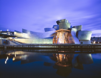 """Art Changes Everything"", Museo Guggenheim di Bilbao"