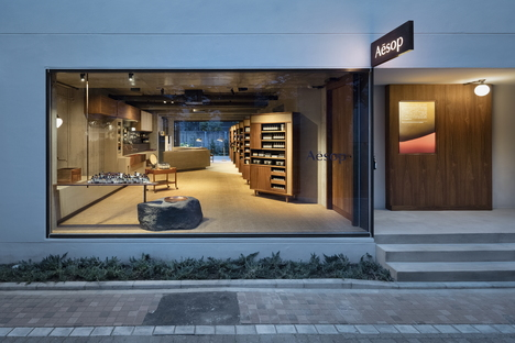 Business of Design Week Hong Kong, Rowan Lodge, Aesop
