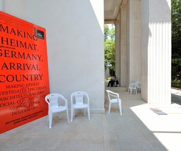 Biennale 2016, il Padiglione Germania viene ripristinato