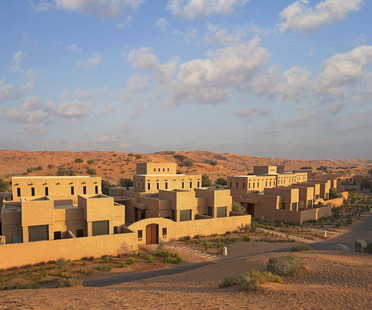 Banyan Tree Al Wadi, primo resort integrato degli UAE