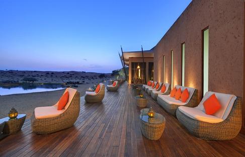 Banyan Tree Al Wadi, primo resort integrato degli UAE