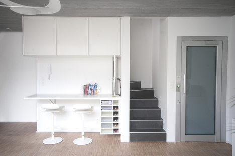Seguire il ritmo vitale blanco architecten a lovanio for Aggiungendo un piano di sopra ad una casa di ranch