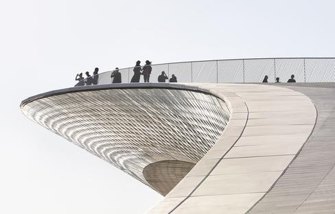 Il MAAT a Lisbona, progetto di Amanda Levete
