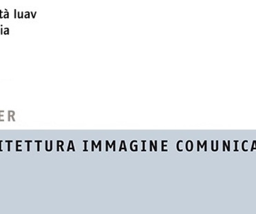 Master IUAV Architettura Immagine Comunicazione