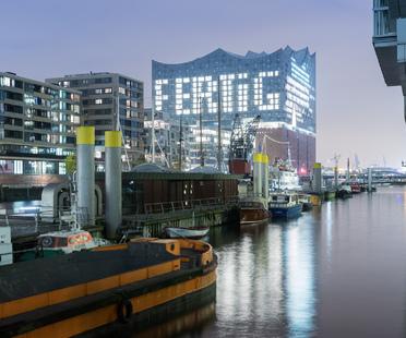 Nuovo landmark ad Amburgo: Elbphilharmonie di Herzog & De Meuron