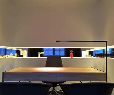 Endless Space di 57STUDIO per Casa FOA Cilena