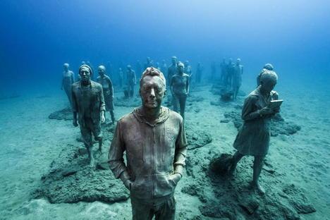 Apertura ufficiale del Museo Atlantico di Jason deCaires-Taylor