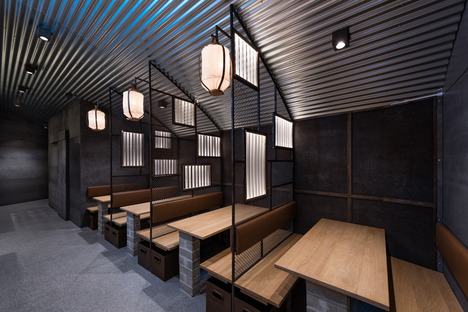 Hikari Yakitori Bar di Masquespacio