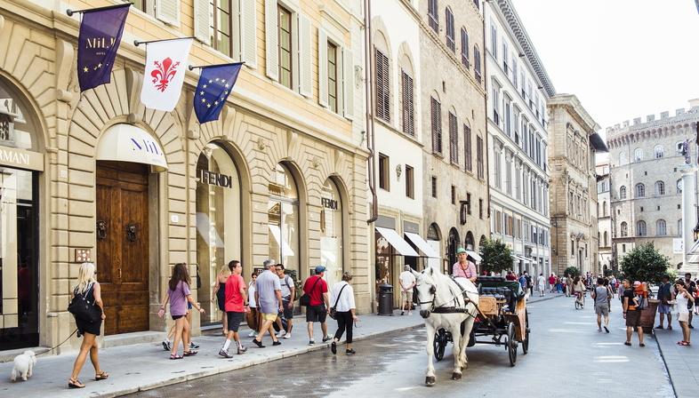 Milu Hotel Firenze Soggiorno tra storia e arte contemporanea ...