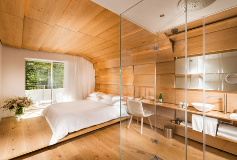 Terme di Vals: 7132 Vals hotel architettura firmata
