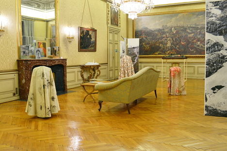 Mostra Hosting the Dolomites a Vienna