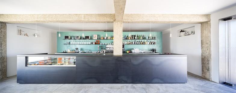 Eco Bar, riuso creativo di Giuseppe Gurrieri