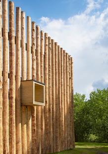 Da scuola a museo: Torsby Finnskogscentrum in Svezia