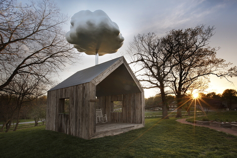 Cloud House di Matthew Mazzotta