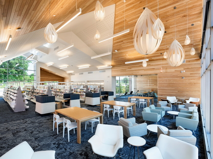 2017 AIA/ALA Library Buildings Award, Varina Area Library