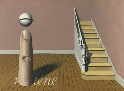 René Magritte, The Treachery of Images. Schirn Kunsthalle