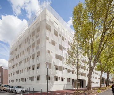 Social housing iconico, Margot-Duclot architectes associés