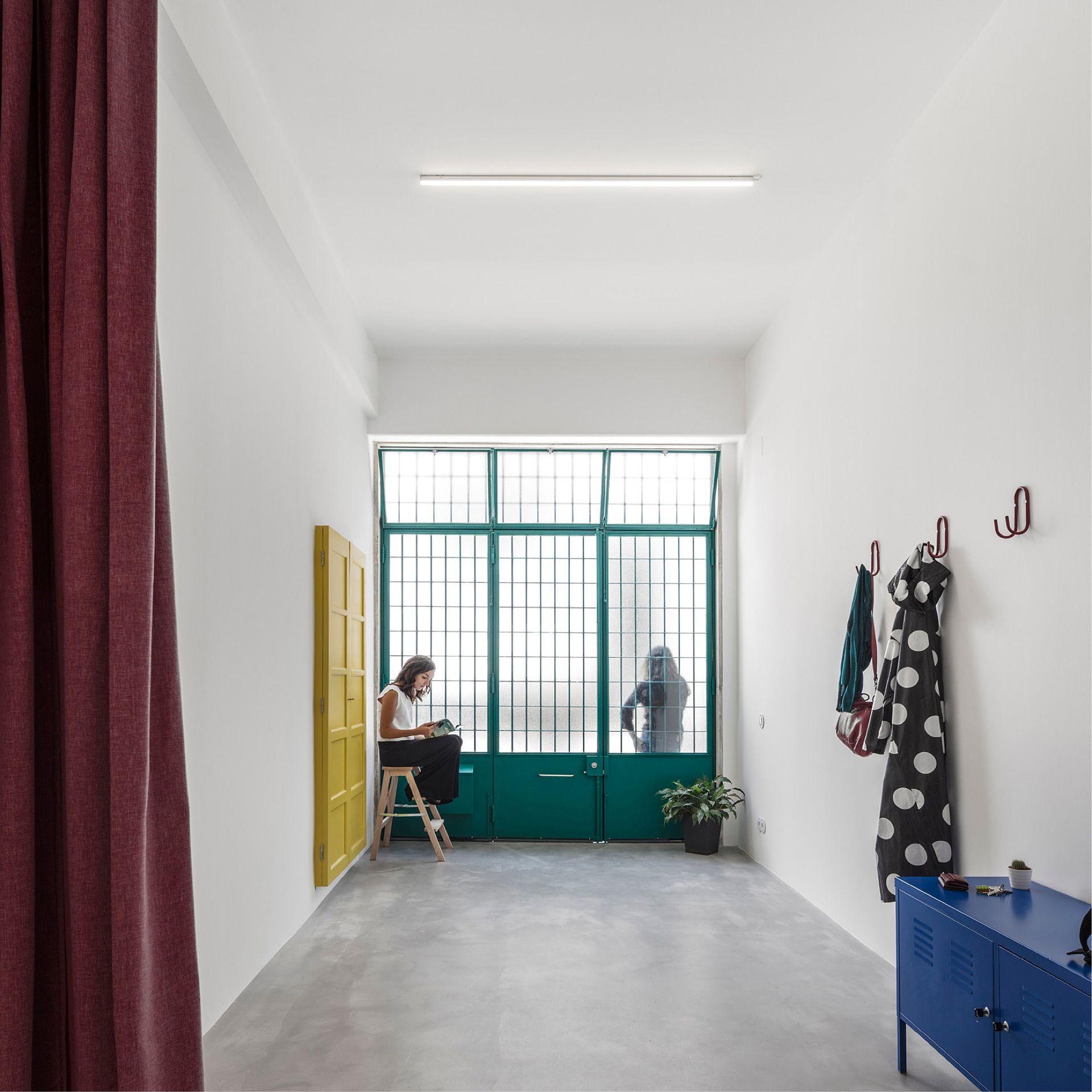 Trasformare Un Garage In Abitazione garage house di fala atelier | livegreenblog