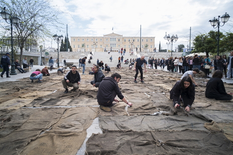 documenta14. Learning from Athens.