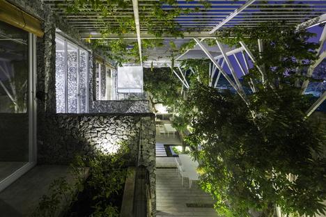 Architettura per il cambio climatico in Vietnam