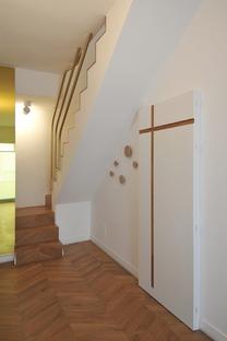 Una casa dinamica a Cesena di tissellistudioarchitetti