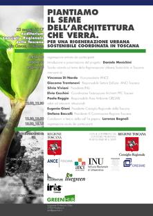 Rigenerazione urbana coordinata in Toscana