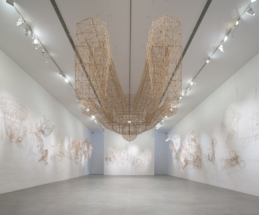 Mountains and Seas, mostra di Ai Weiwei