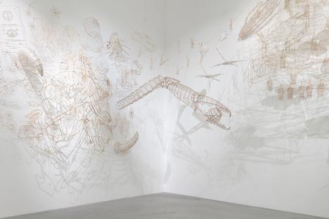 Mountains and Seas, mostra di Ai Weiwei
