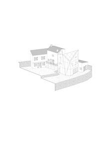 Estensione di una casa rurale in Provenza