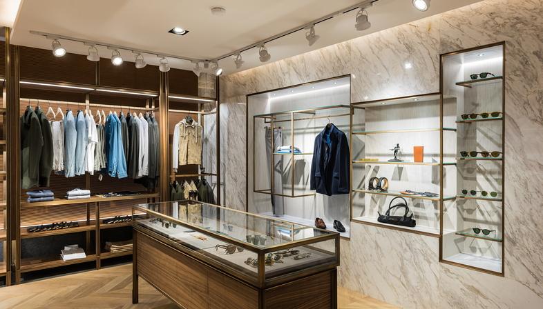 Silver Deer, flagship store progettato da MATERIA