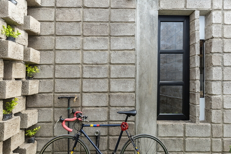 Entre Bloques, casa per uno spirito libero