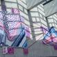 L'immagine Tape-Art più grande del mondo è di TAPE OVER