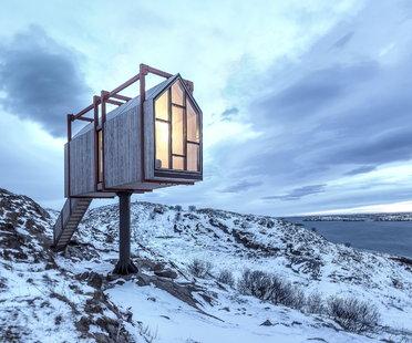 Un rifugio per creativi di TYIN Tegnestue