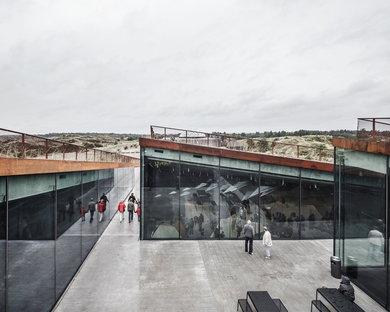 Tirpitz, museo nascosto di BIG con Tinker Imagineers in Danimarca