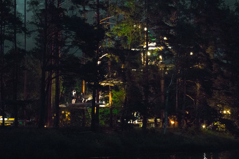 Treehouse Place, come costruire sugli alberi
