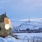Solar Egg, una sauna per la trasformazione urbana di Kiruna, Svezia