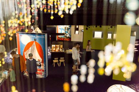 Il Moomin Museum a Tampere, Finlandia