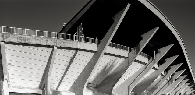 Getty Foundation e lo Stadio Flaminio di Pier Luigi Nervi