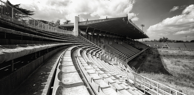 Getty Foundation e lo Stadio Flaminio di Pier Luigi Nervi