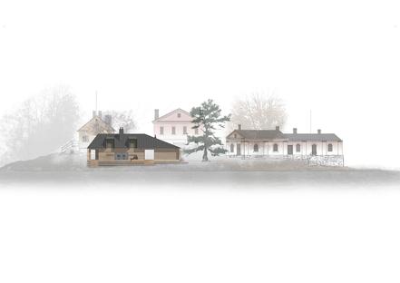 Lonna Sauna di OOPEAA a Helsinki